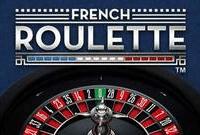 Игровые автоматы French Roulette
