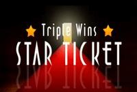 Игровые автоматы Тройной Звездный Билет